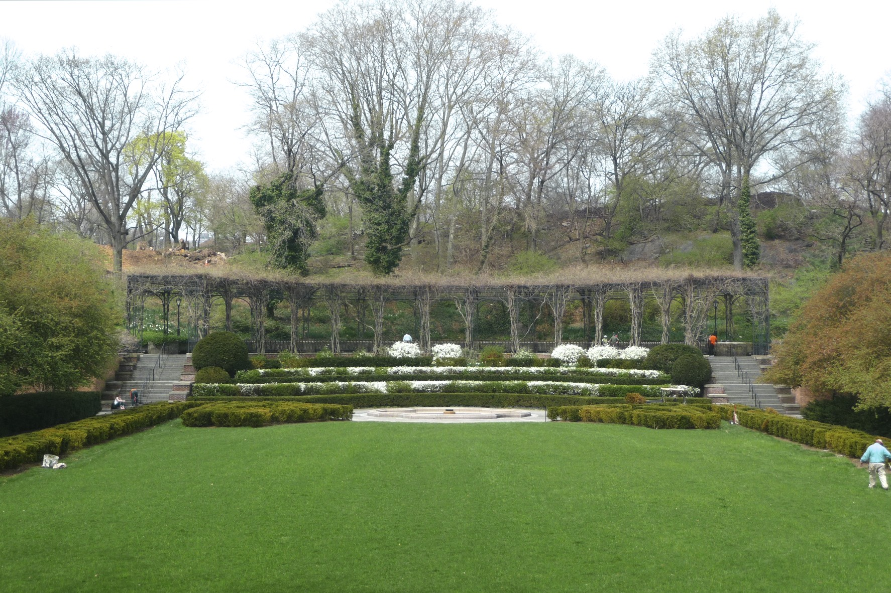 The Conservatory Garden In Central Park Tom 39 S Eye View Blog
