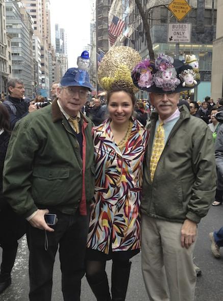 Toam & Dons hats Margo