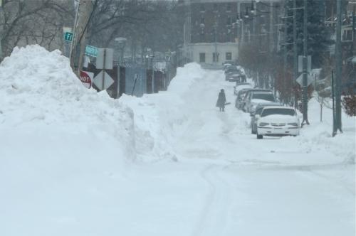 MARQUETTE:SNOW