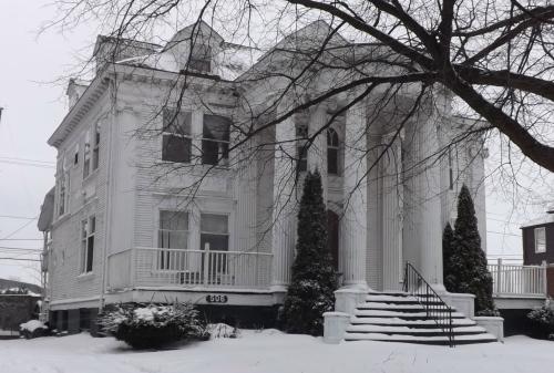 WHITE HOUSE:PARKVIEW