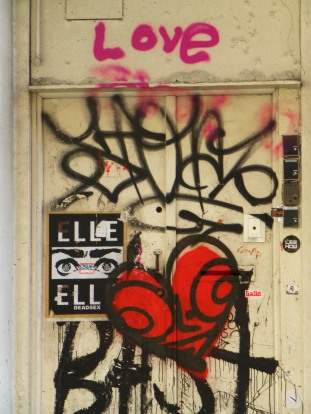 Door in SOHO