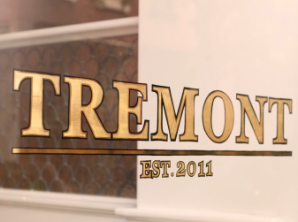 """T R E M O N T........a """"must eat at"""" place"""