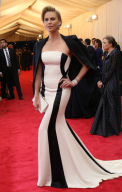 CHARLIZE THERON...in a dior...who else?