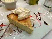 Riccote cheesecake! You decide.