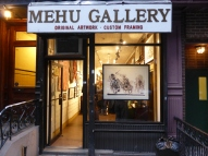 The Mehu Gallery is a treasure for our neighborhood.