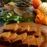 Pumpkin bread......tom the Baker