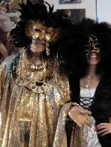 King Tut and Josephine the Tart