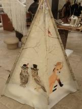 #1500.........cute tent