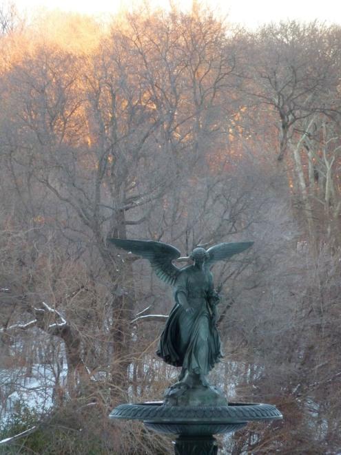 The Bethesda Angel........