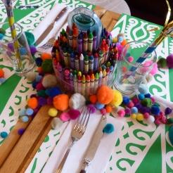 ARTISTS always need crayons