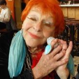 Sheloved her little egg