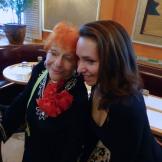 Margo and Ilona