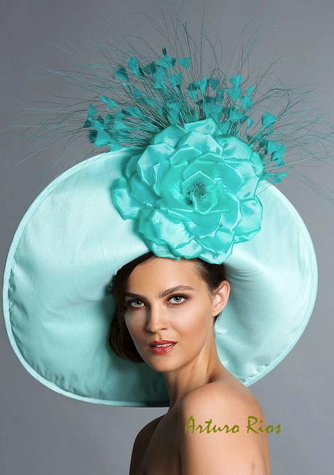 0ba070eef6359 HATS………by Los Angeles Designer ARTURO RIOS