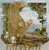 "CHRISTOPHER PASSABET ""Skunk Ape"""