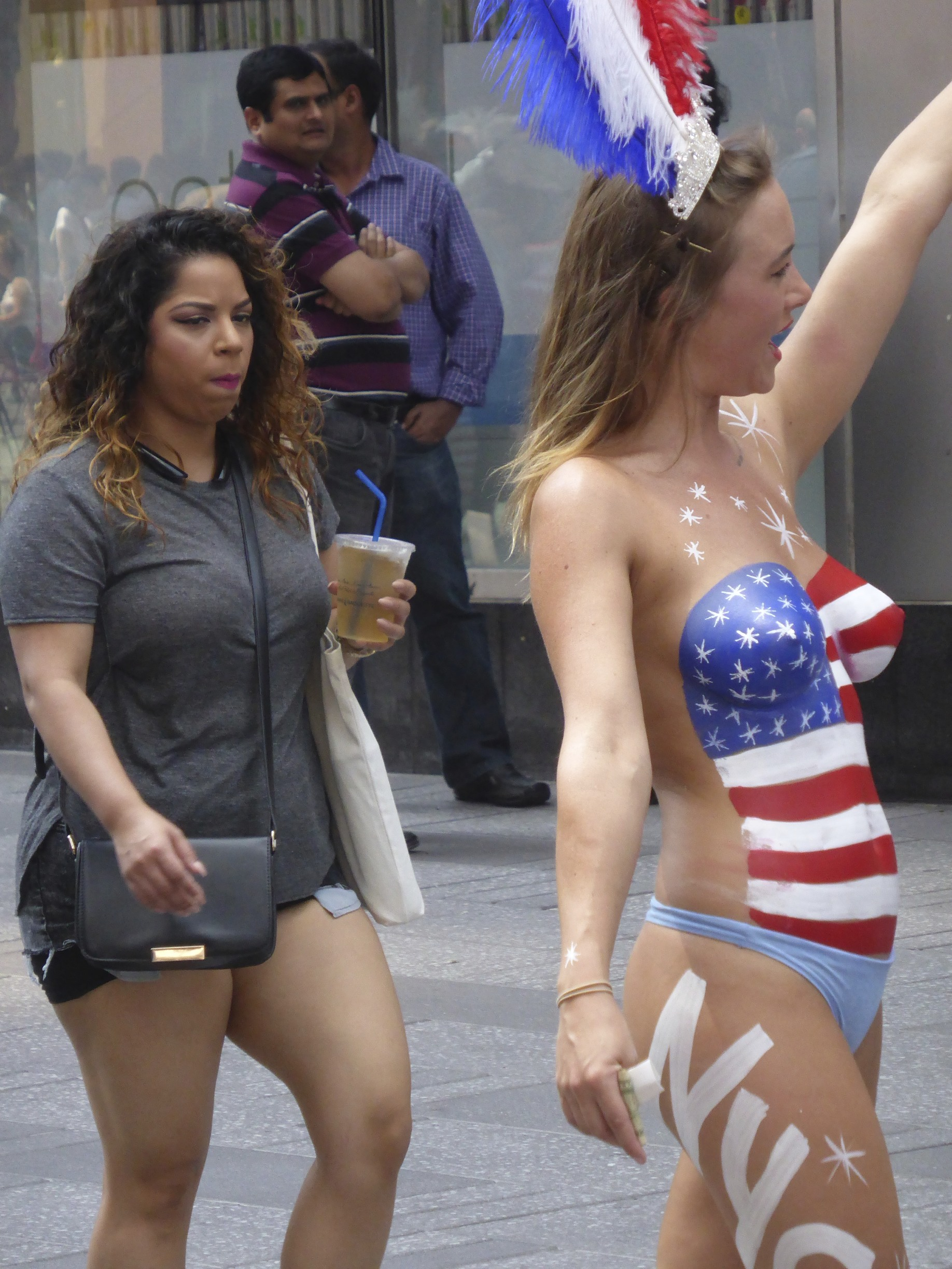 New york women with huge tits