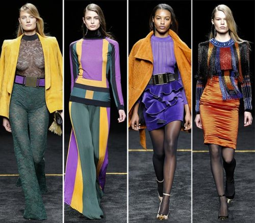 Paris-Fashion-Week-Balmain-Fall-Winter-2015-2016-Dresses-4