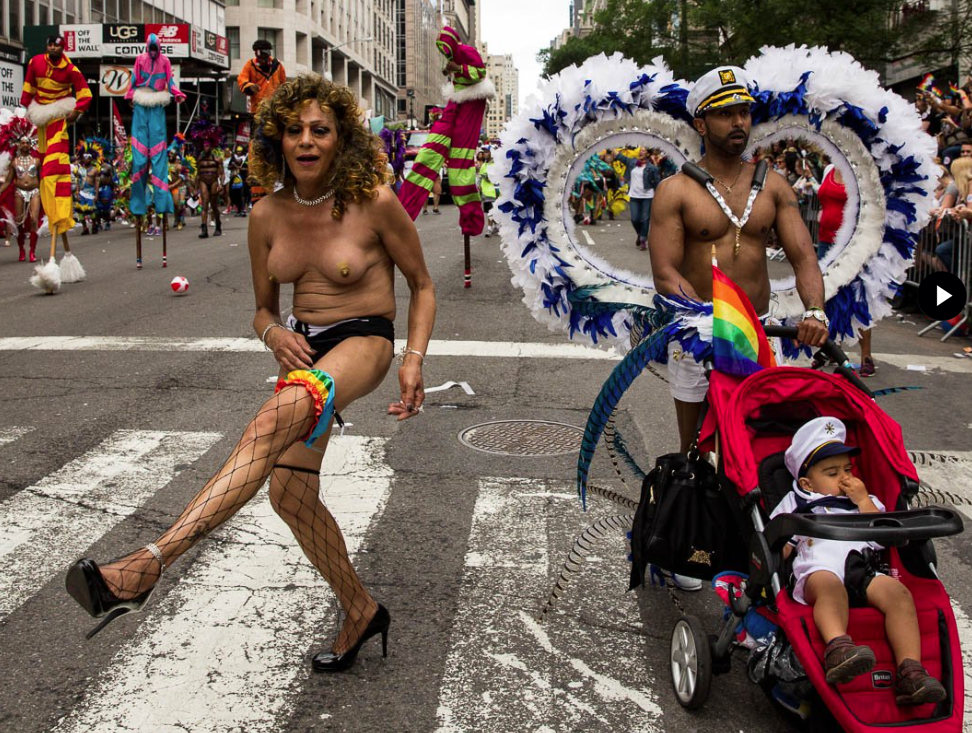 After Stonewall: The First-Ever Pride Parades, In Vintage