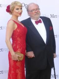 Tara Brandt and Richard Massey