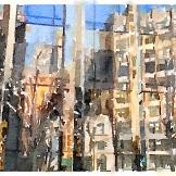 "Waterlogue 1.3.1 (72) Preset Style = Vibrant Format = 6"" (Medium) Format Margin = Small Format Border = Sm. Rounded Drawing = #2 Pencil Drawing Weight = Medium Drawing Detail = Medium Paint = Natural Paint Lightness = Auto Paint Intensity = More Water = Tap Water Water Edges = Medium Water Bleed = Average Brush = Natural Detail Brush Focus = Everything Brush Spacing = Narrow Paper = Watercolor Paper Texture = Medium Paper Shading = Light Options Faces = Enhance Faces"